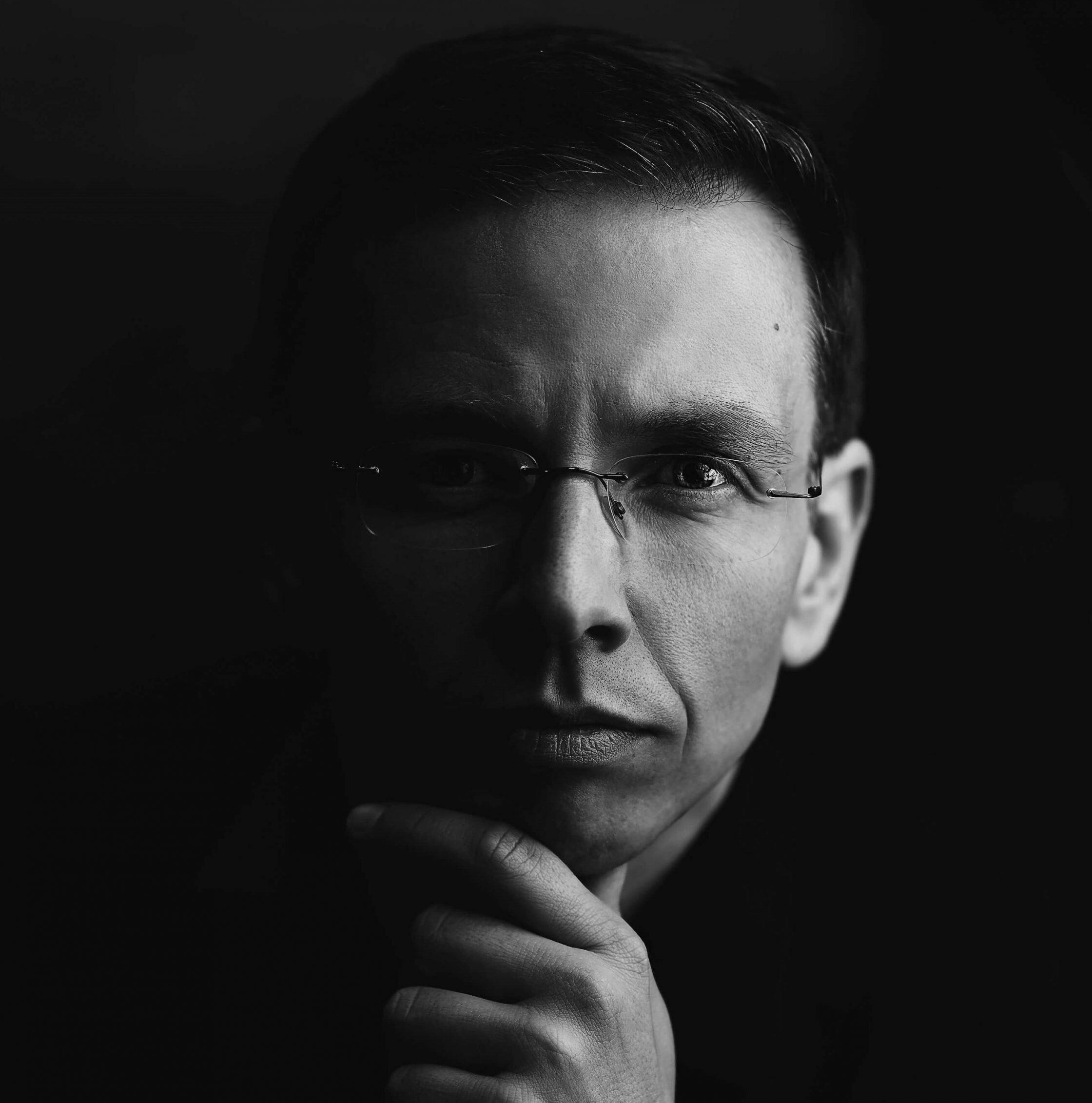 Bartosz Michałowski - dyrygent, dyrektor Chóru Filharmonii Narodowej w Warszawie